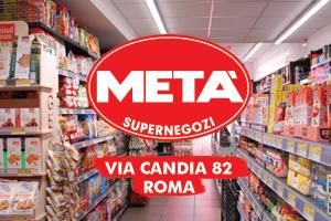 Supermercati Metà Via Candia 82