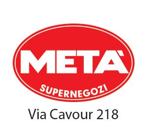 Supermercato Metà via Cavour 218