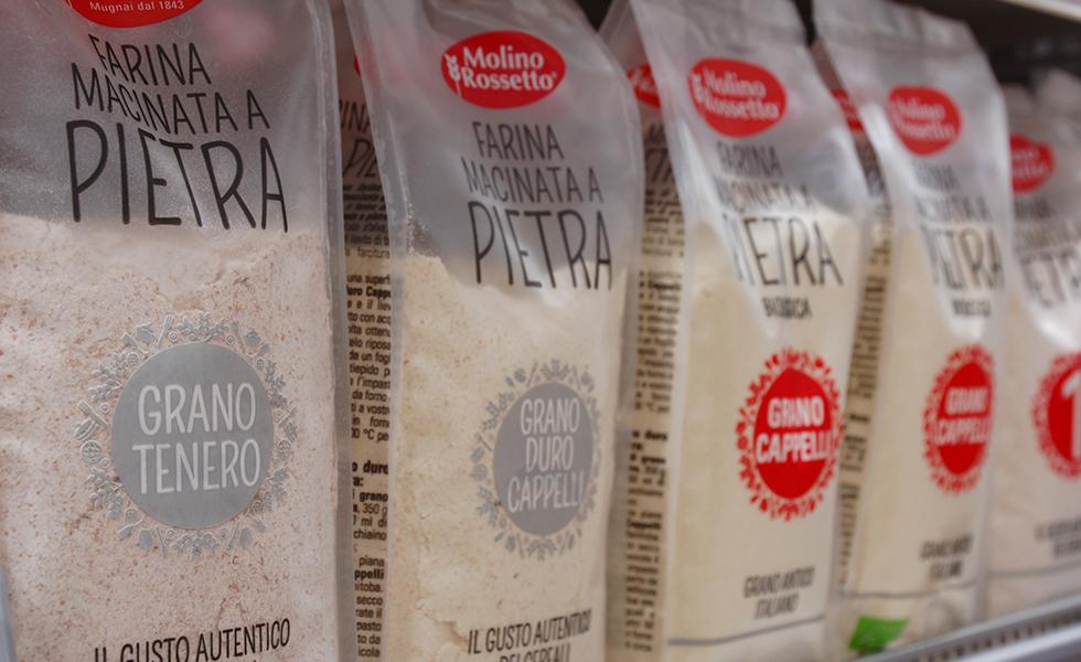 Supermercato Metà, prodotti biologici, vegan e gluten free