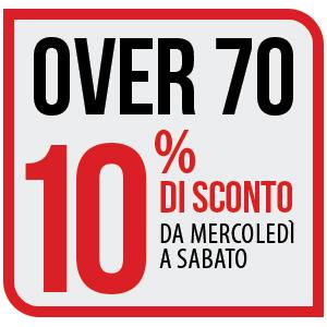Supermercato Metà, sconto del 10% per gli over 70