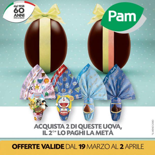 Scopri le offerte del mese da Pam Supermercato