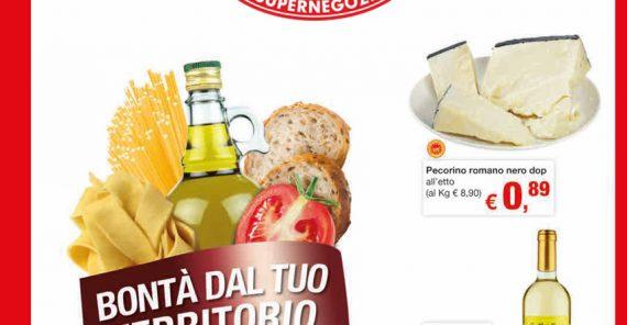 Scopri le offerte del mese da Metà Supermercati