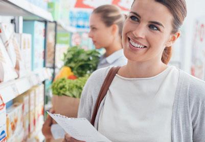 Supermercato Metà, spesa a domicilio