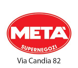 Supermercato Metà via Candia 82