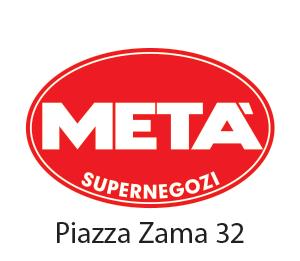Supermercato Metà Piazza Zama 32