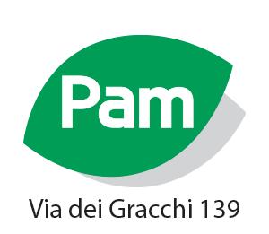Supermercato Pam via dei Gracchi 139