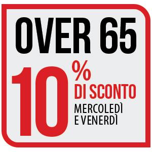 Supermercato Metà, sconto del 10% per gli over 65 tutti i mercoledì e venerdì