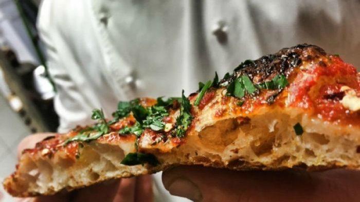 La pizza di Bonci arriva a Chicago