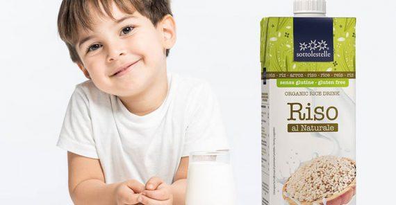 Bevanda di riso al Naturale Sottolestelle