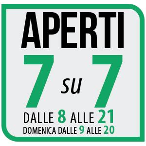 Pam a Roma via Carlo Conti Rossini