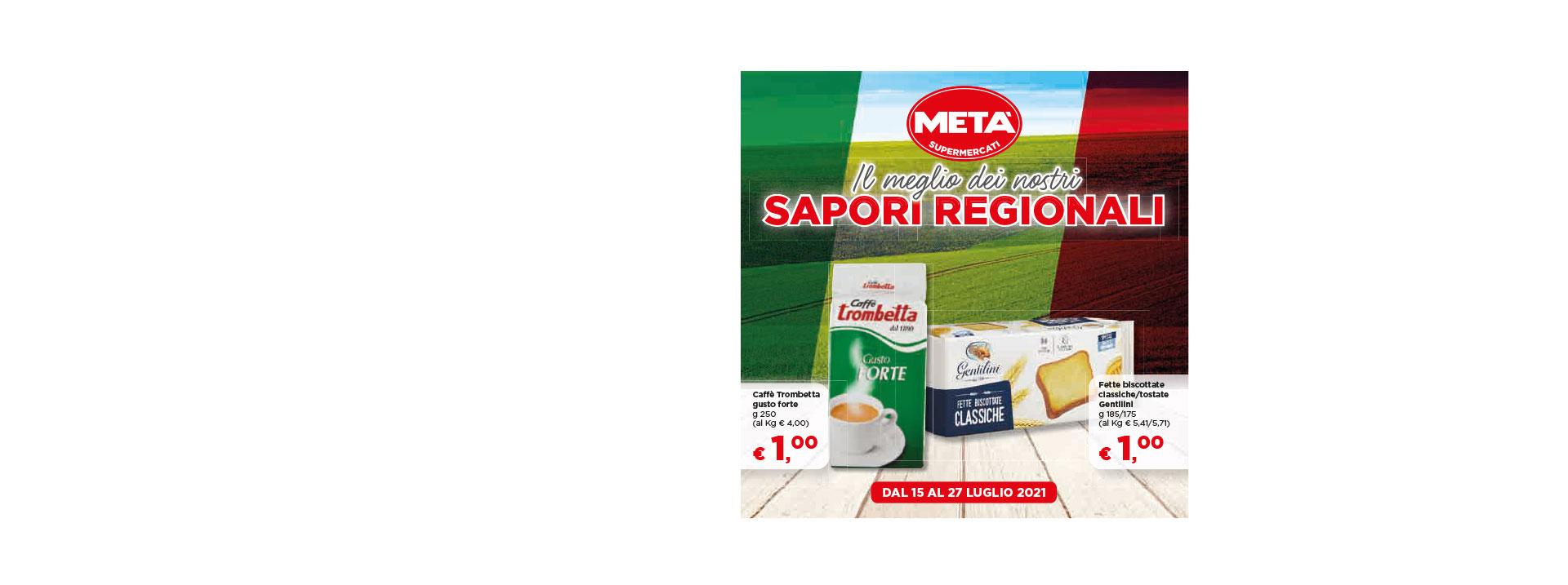 Supermercato Metà, Offerte Speciali